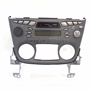 NISSAN ALMERA N16 2002 TO 04 RADIO CASSETTE PLAYER 28113 BN314 UNMARRIED + CODE
